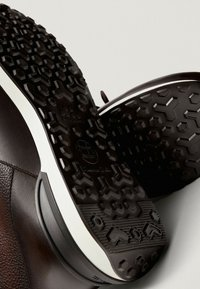 Massimo Dutti - High-top trainers - brown - 3
