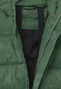 Gosoaky - TIGER EYE - Płaszcz zimowy - green bay - 3