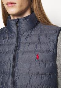 Polo Ralph Lauren - TERRA VEST - Waistcoat - navy heath - 5