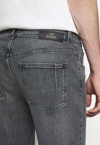 Won Hundred - DEAN - Slim fit jeans - clean black - 3