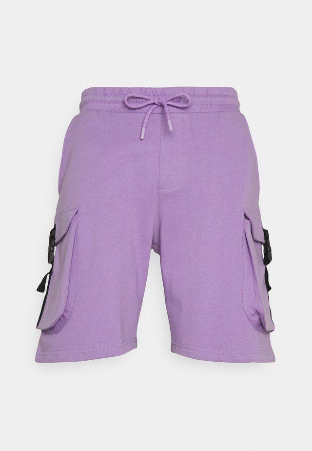 UNISEX - Shorts - lilac