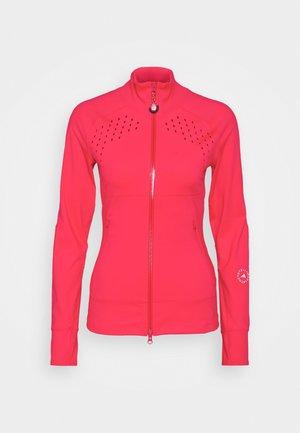 TRUEPUR  - Sportovní bunda - active pink