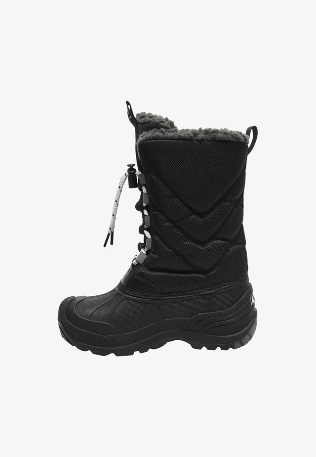 ICICLE HIGH JR - Śniegowce - black