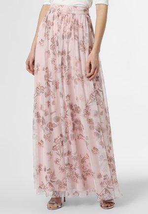 Pleated skirt - rosa
