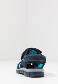 Primigi - Walking sandals - navy/blu scuro - 4
