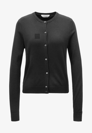 FRAY - Cardigan - black