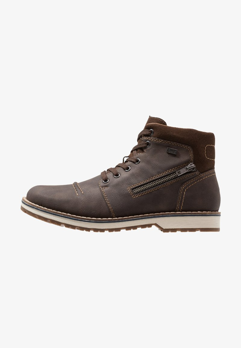 Rieker - Lace-up ankle boots - moro