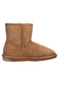 EMU Australia - STINGER MINI - Winter boots - chestnut - 5