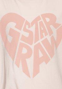 G-Star - T-shirt imprimé - pink - 2