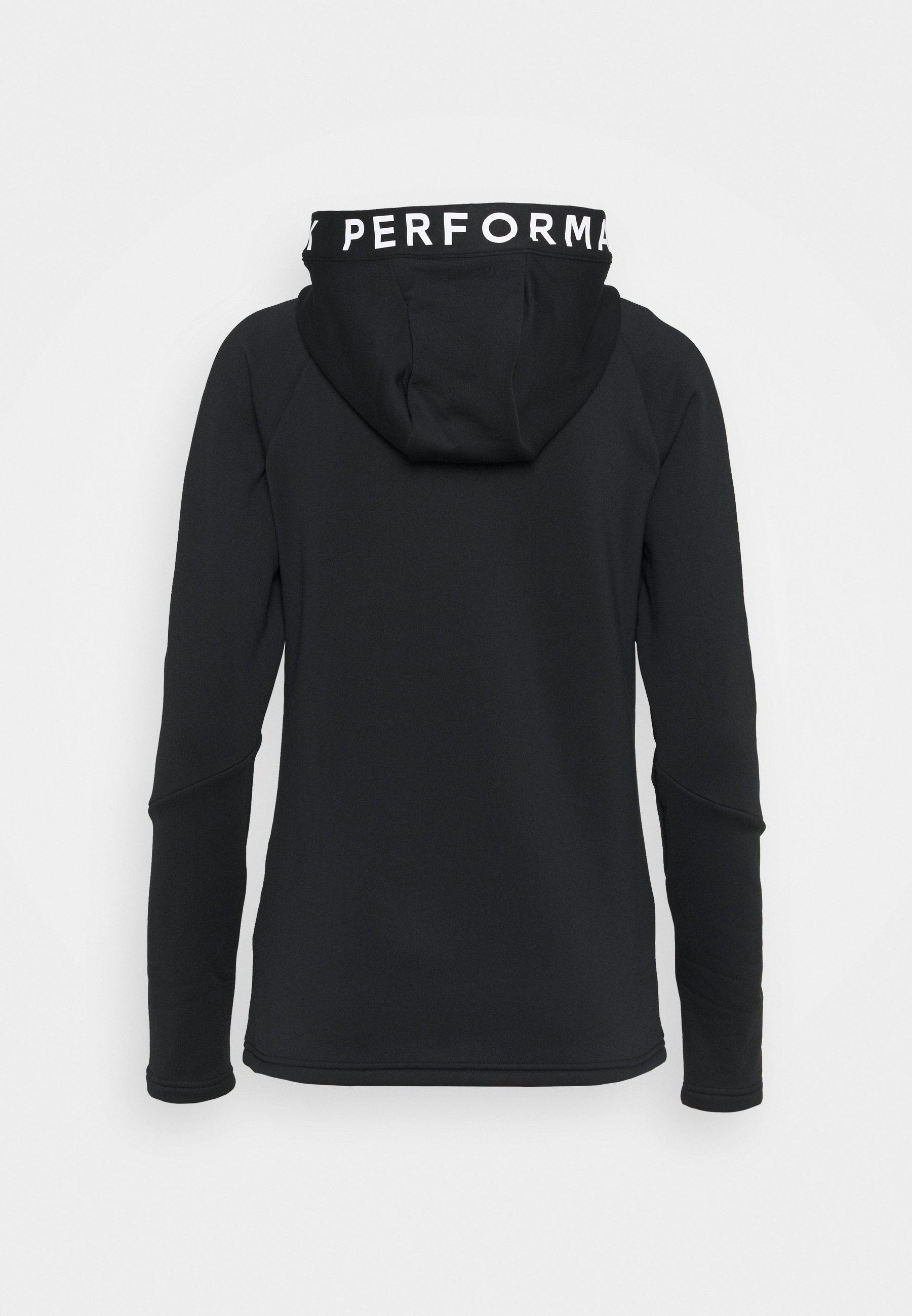 Peak Performance RIDER ZIP HOOD Sweatjacke black