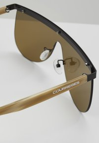 Courreges - Sunglasses - ruthenium/beige-brown - 2