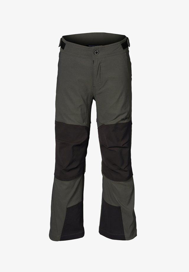 TRAPPER  - Trousers - graphite