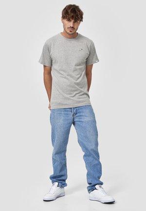 MESSER - T-shirt basic - hellgrau