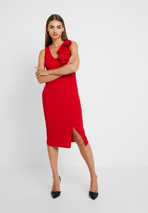 Cocktail dress / Party dress - red