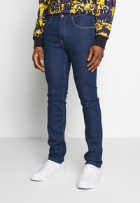 Versace Jeans Couture - MILANO ICON - Jeansy Slim Fit - indigo - 0