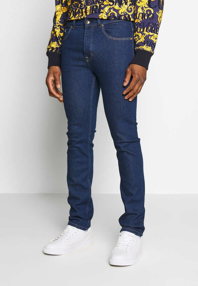 Versace Jeans Couture - MILANO ICON - Jeansy Slim Fit - indigo