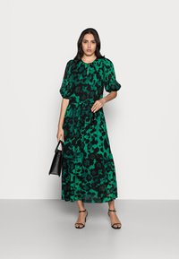 InWear - YASMEEN LONG DRESS - Maxi dress - green - 1