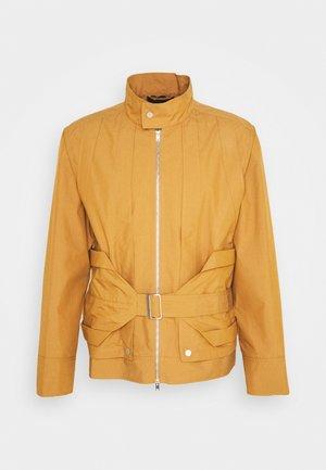 MILITARY CARGO JACKET - Summer jacket - cedar poplin