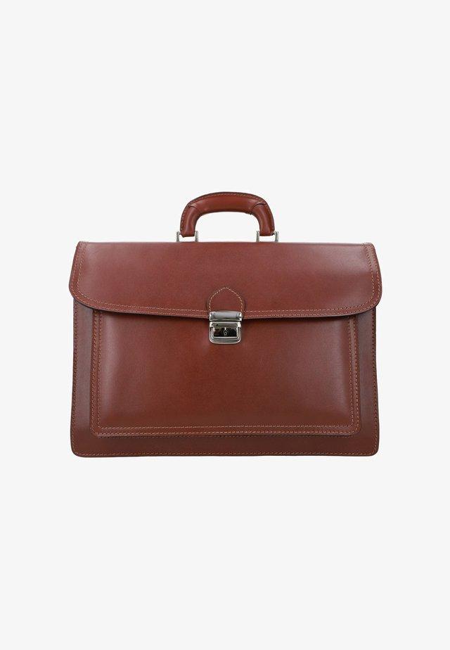 JÖRN - Briefcase - braun