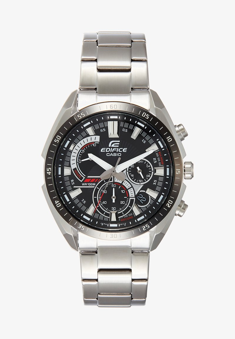 EDIFICE - SPORTY  - Chronograph watch - silver-coloured