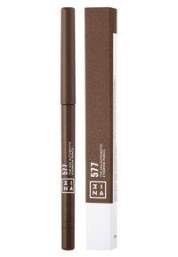 3ina - THE 24H AUTOMATIC EYEBROW PENCIL - Eyebrow pencil - 578 chocolate - 1