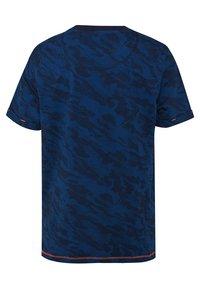 WE Fashion - T-shirts print - blue - 1