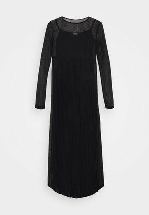 NMEMBER DRESS - Denní šaty - black