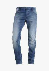 G-Star - ARC 3D SLIM - Slim fit jeans - light aged - 5