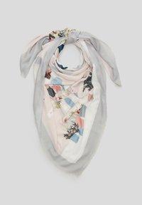 s.Oliver - Foulard - cream placed print - 6