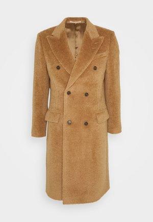 COLTRON - Classic coat - mink