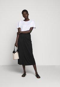 Filippa K - VIOLA SKIRT - Maxi skirt - black - 1