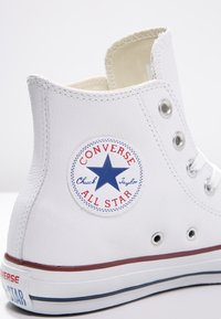 Converse - CHUCK TAYLOR ALL STAR HI - Sneakers hoog - white - 5