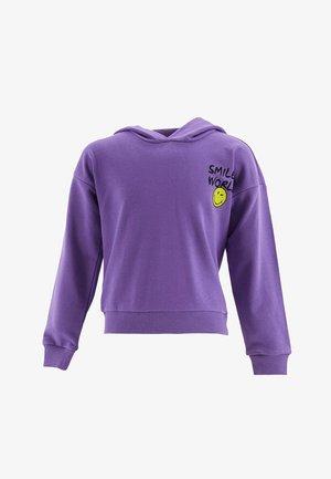 SMILEYWORLD  - Hoodie - purple