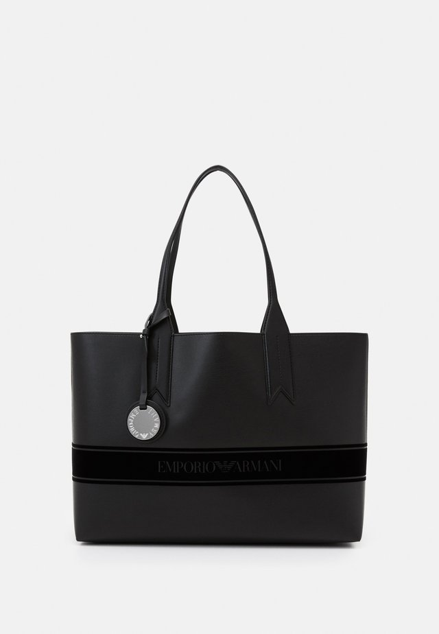 FRIDA SHOPPING BAG - Kabelka - black