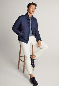 Massimo Dutti - Summer jacket - light blue - 3