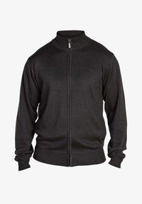 BadRhino - Zip-up hoodie - black - 0