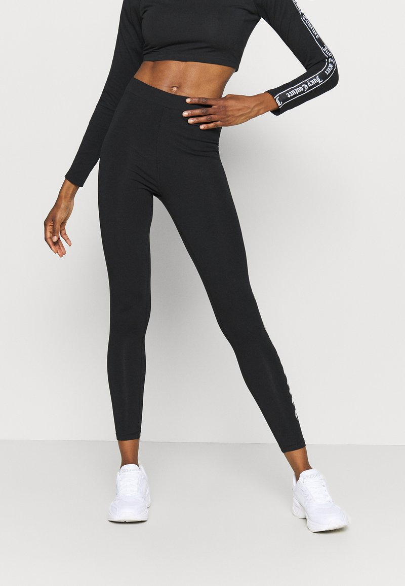 Juicy Couture - CHARLOTTE - Tights - black