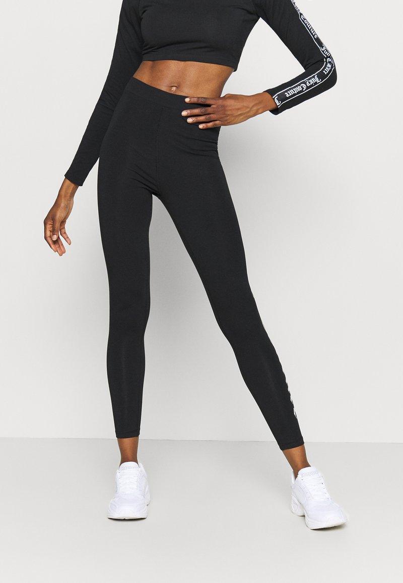 Juicy Couture - CHARLOTTE - Trikoot - black