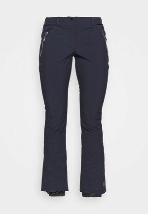 JILIA - Zimní kalhoty - dunkelnavy
