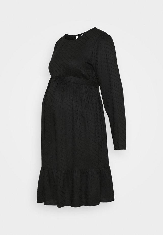 MLESSEY DRESS - Day dress - black