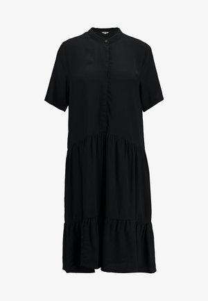LECIA - Skjortekjole - black