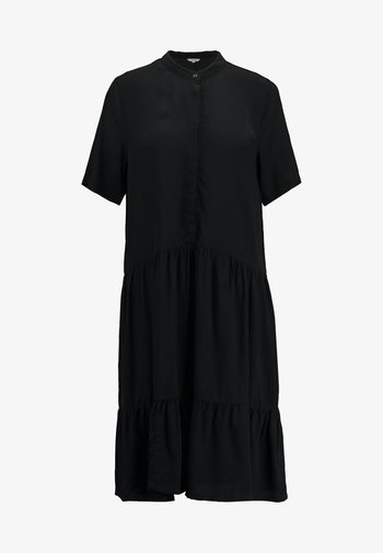 LECIA - Shirt dress - black
