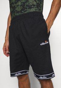 Ellesse - HOWARD - Sportovní kraťasy - black - 3
