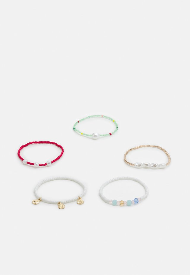 FGJENNY 5 PACK BRACELET ZAL - Bracelet - gold /multi