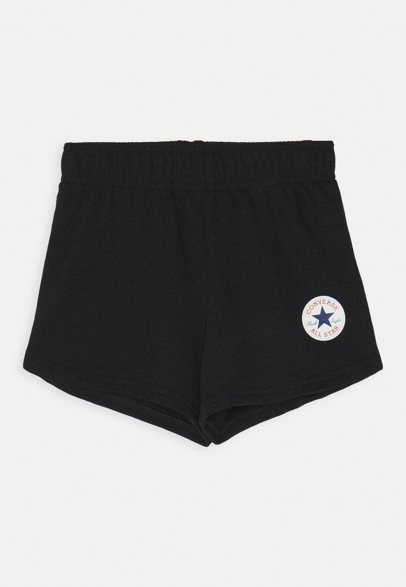 Converse - TIMELESS CHUCK PATCH - Shorts - black
