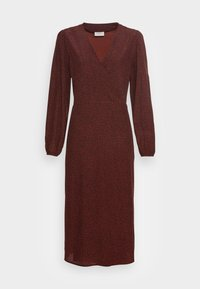 SABNEY - Day dress - brown mix
