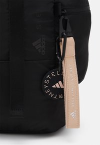 adidas by Stella McCartney - BACKPACK - Batoh - black/soft powder - 4