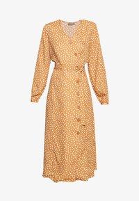 BYJALLIA WRAP DRESS  - Robe chemise - almond combi