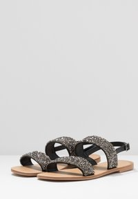 Glamorous Wide Fit - Sandály - black - 4