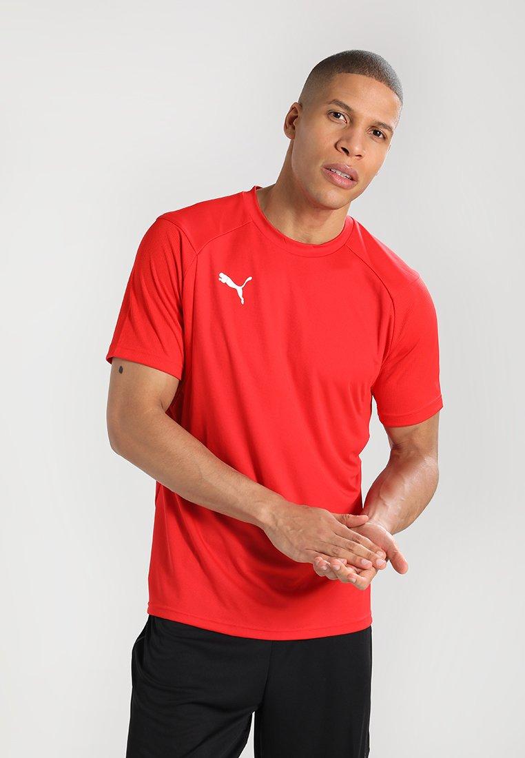 Puma - LIGA  - Sports shirt - red/white